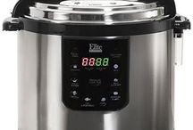 Elite EPC-1013 Platinum Electric Pressure Cooker