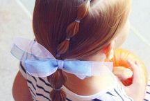 子どもヘアスタイル