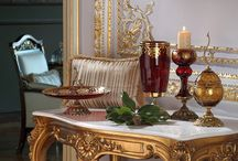 Barok / Baroque / #decorium #tarihedokun #touchhistory #barok #baroque #saray #palace #ev #dekorasyon #home #household #design #interior #inspiration