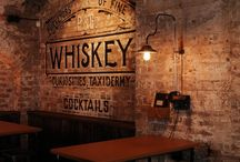 Whiskey / Wine Bar