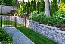Masonry by Stopa Landscaping / In addition to our landscape services, we provide custom masonry - terraces, patios, walkways, & walls.