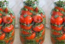 помидоры консер.