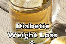 Diabetes stuff