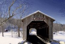 •►Covered Bridges◄• / by Anne