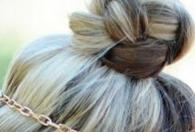 Hair Ideas / Follow Me & I'll Follow You Back / by Miranda Axline