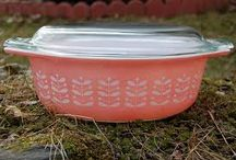 For The Kitchen / Vintage Pyrex