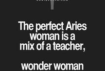 Sooo Aries!