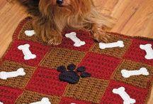 Βελονάκι: πλεκτά για ζωάκια CROCHET Pet