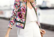 giacche a fiori