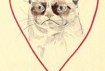 GRUMPY CAT / by Lori White