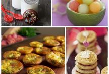 Brunch and Champagne Party Ideas