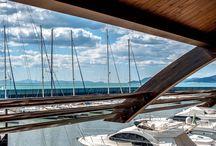 Il Porto della Maremma / Le più belle immagini del Porto della Maremma, a Marina di Grosseto in Toscana.