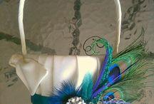 Bryllup dekor bord