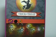 Halloween Cards Stampin Up / by Penny Graves