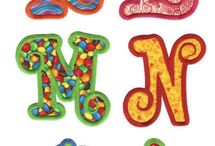 cake letters