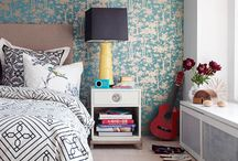 Bedroom ideas  / by Ashleigh Manderscheid