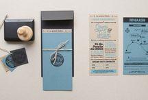 // LISBETH & GEORGE WEDDING STATIONERY / Wedding stationery design