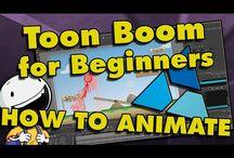 Animación básica en Toom boom