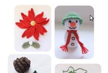 crochet xamas / by Tudy Stacy