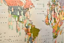 maps, maps, maps / everything map! / by Travelocity Travel