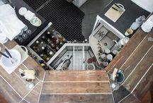 Mary Celeste / Le Mary Celeste au 1 rue Commines à Paris a fait appel à notre savoir faire pour créer deux stations de cocktail en angle.   Crédit photo : Barbara Wroblewski