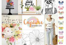 Clique Kits September 2015 Capture