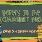 Pre-k Community Helpers / by Christy Birkner