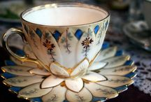 Tea Cups / by Suzanne Faulkner