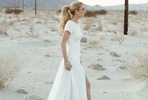 My Dream Wedding / Style +  Ideas