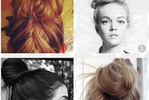 Inspirations - hair style