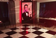 James bond party