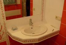 мебель для ванной своими руками / примеры работ