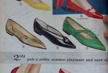 Zapatos 60s
