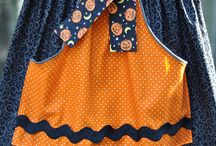 Mama's Apron / because I love aprons / by Canned Quilter