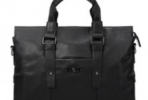 black mens bags / All of http://www.bagsher.com 's black mens bags are top cowhide leather with high quality hardware and construction. Your satisfaction is guaranteed.- black mens bags / by Bagsher Wu