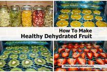 Úprava ovoce