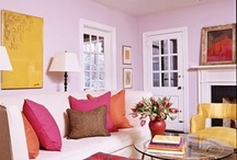 Decor Ideas / ideas for redecorating  / by Lisa W