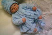 Vauva neuleet/ baby knitting