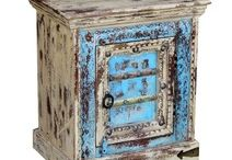 Indian Old Door Reproduction Furniture