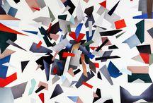 Laura Zeni. Geometrie ri-viste / mostra con testo di Raffaella Resch | Milano, JVstore di Jannelli&Volpi | Milano Design Week 2016 | 12-17 aprile