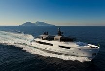 M Ocean, St Tropez / We love the high octane Italian styling contained within the discreet exterior of this luxurious super yacht. The impressive environmental credentials are a winner too.