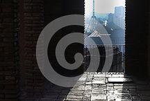 Alcazaba interior arhitecture opening