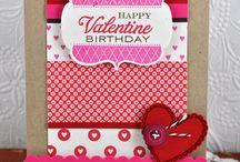 CaRd CrEaTiOn- Valentine's Day / by Sharon Ellis
