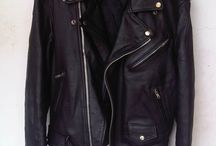 leather jacket / second stuff for sale