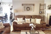 New englend and cosy rustic design