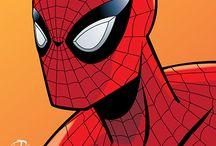 Comics / Spider mask