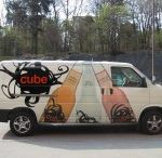 Vehicle Decoration / Stylish vehicle decoration offers a solution for vehicle advertising