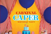Carnivals & Carnival Games / carnival games, carnival game booths, carnival entertainment for kids and carnival decorations for a carnival theme party. kids party ideas. kids party