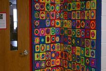 Art lesson ideas / by Shawn 'Palmer' Jones