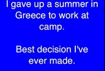 Summer Camp Confessions